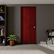 Puerta cedro clásico 60x200 cm