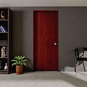 Puerta cedro clásico 75x200 cm