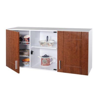 Gabinete capri 150x58x33 5 cm cedro for Gabinetes para cocina homecenter