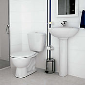 Pared Miami Blanco 24.5x40.5 cm Caja 1.59 m2