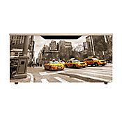 Baúl Print New York 40.7x80x31.5 cm