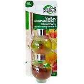 Ambientador Varitas Aromatizantes Citrus Charm 2 Und x 85 ml Cada Uno