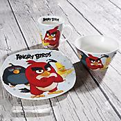 Set Desayuno Angry Birds Lonchera