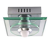 Lámpara de Techo LED 1 Luz Vidiro