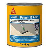 Sikafill Power 15 Blanco 4.4kg -1gl