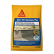 Sika-101 Mortero Plus Blanco 2kg
