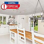 Cielopared PVC Cocuy glacial liso 300x25cm 4und