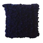 Cojín Burí 45x45 cm Negro