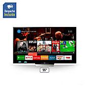 Televisor Ultra HD 4K 55 pulgadas SmartTV WiFi XBR-55X857D