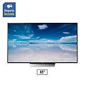Televisor Ultra HD 4K 65 pulgadas Smart TV WiFi XBR-65X857D