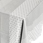 Mantel Rectangular 160 x 230 cm Plateado