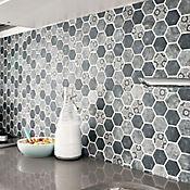 Mosaico Vintage rustik gris 28 x 32.4 cm