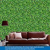 Papel Mural 10 metros Verde Hojas