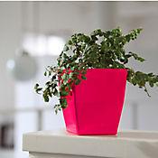 Matera Plastico Reciclado Roja 12 x 11 x 8 cm