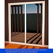 Puerta 1.8x2.1m Corrediza Elegance Vidrio Templado 4mm