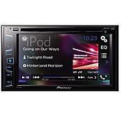 Radio DVD/USB/BT LCD 6.2pulg Táctil