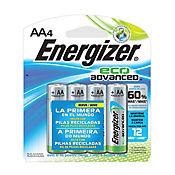 Pila AAA Alkalina 4und Ecoadvanced