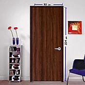 Kit puerta lista Laminada - Apertura izquierda