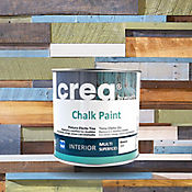Chalk Paint  Azul Fume Ch05 500 ml. Interior