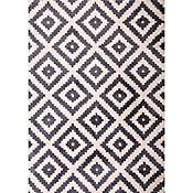 Tapete Azteca Rombos 120x170 cm Multicolor