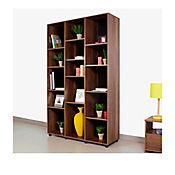 Biblioteca sin Puertas 111.4x180.3x35.4 cm Caramelo