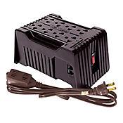Regulador Voltaje 8 Sal1200va+Ext Multiusos