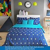 Comforter 144 Hilos 100% Algodón Estefano Jacky Teens