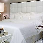 Comforter King 100% Algodón 400 Hilos Blanco - Vainilla Tcherassi