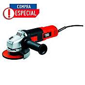Pulidora De 4 1/2 Pulgadas 820W 11000 Rpm + 1 Disco Fino