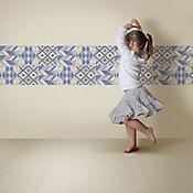 Piso Cerámico Pietralino 57.5x57.5 cm Caja 1.65 m2 Marfil