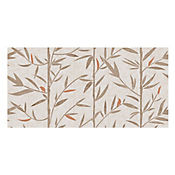 Base Decorada Junco Beige 30 x 60 cm