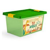 Caja Organizadora C/Broche 20 Lt Africa