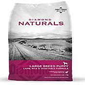 Diamond Naturals Large Breed Puppy Cachorros Razas Grandes