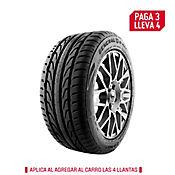 Llanta 185/60 Rin 13 G-Max RS
