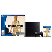 Consola PS4 500GB Uncharted Collection - Latam