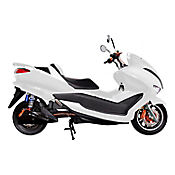 Moto Eléctrica Drokko 2.000 Watts Blanco