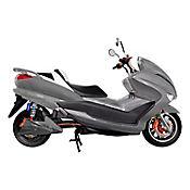 Moto Eléctrica Drokko 2.000 Watts Plata