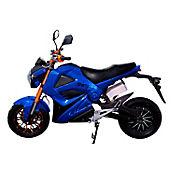 Moto Eléctrica Shiryu 2.000 Watts Azul
