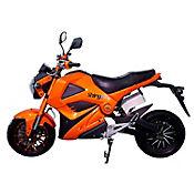 Moto Eléctrica Shiryu 2.000 Watts Naranja