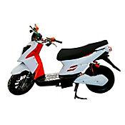 Moto Eléctrica Phenix 1.500 Watts Blanca