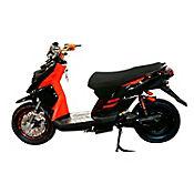Moto Eléctrica Phenix 1.500 Watts Negra