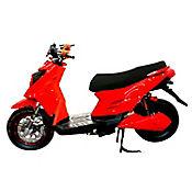 Moto Eléctrica Phenix 1.500 Watts Roja