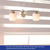 Lámpara Colgante Adams 3 Luces E27 Satín