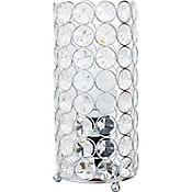 Lámpara de Mesa Gedda 1 Luz E27 Transparente