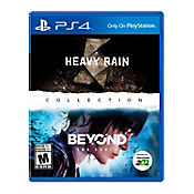 PS4 The Heavy Rain And Beyond:Two Souls Collection