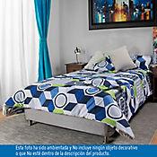 Combo Colchón Style 2 Sencillo + Base Cama Tarima 100x190 cm