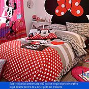 Comforter Doble 150 Hilos Minnie