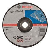 Disco Corte Metal Gr30 7 Pulgadas Centro Deprimido