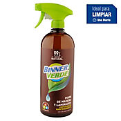Limpiador Verde Pisos Madera y Laminados 1000 ml
