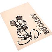 Lipión Mickey Mouse Efecto Desgastado